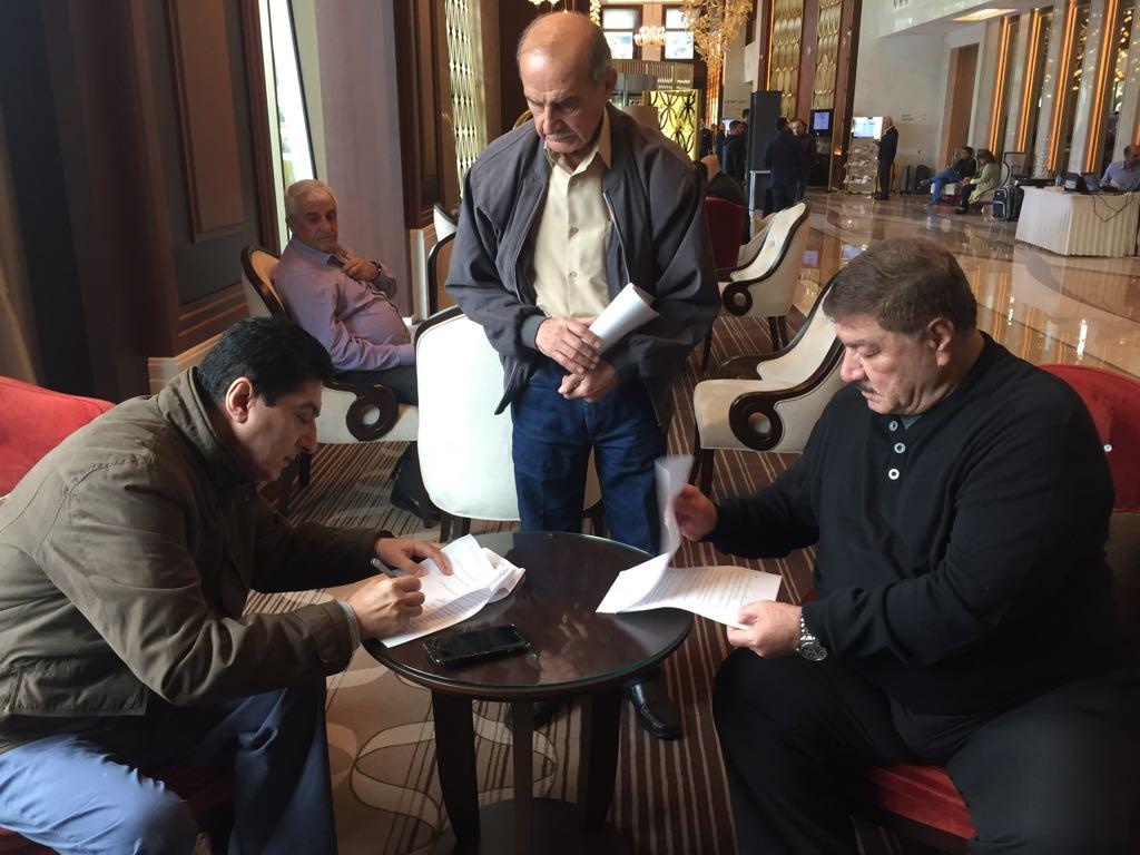 اتفاقية تعاون رياضية النُخب وعجمان لدعم المعاقين