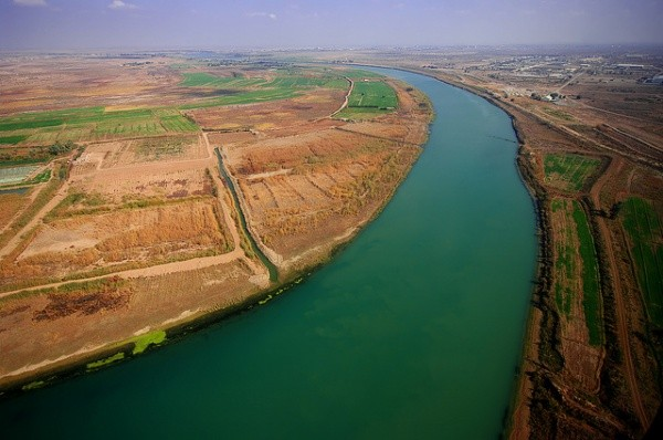 The Future of the Tigris and Euphrates Water Resources in view of Climate Change
