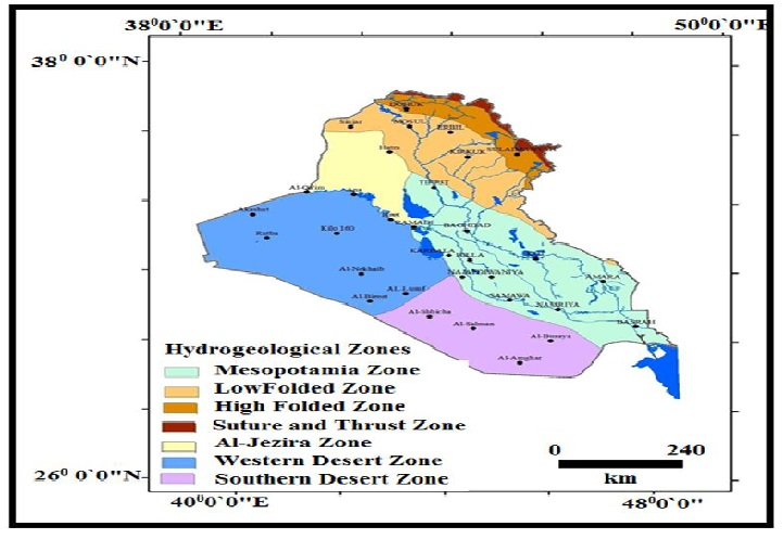 Groundwater Quality and Their Uses in Iraq