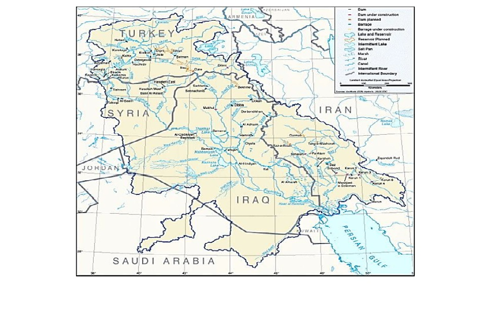 Geology of the Euphrates River with Emphasize on the Iraqi Part