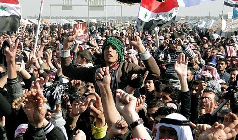 حق الانسان في التظاهر السلمي كحق من حقوق المواطنه
