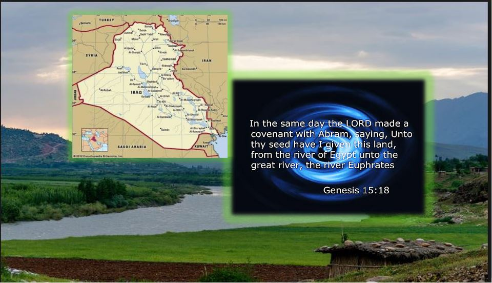 Climate change and water security in Iraq