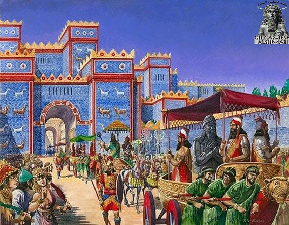 عيد الربيع واهميته في تاريخ العراق القديم
