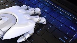الروبوتات صحافة المستقبل