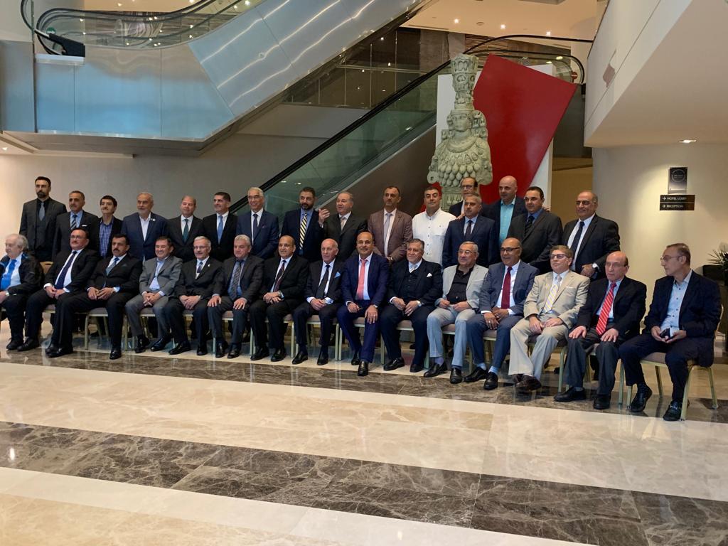 مشاركة المنتدى العراقي للنخب والكفاءات بالمؤتمرات العلمية الدولية