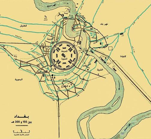 العمارة البغدادية والحفاظ على تراثها