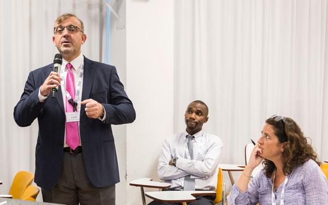 مشاركة المنتدى العراقي في مؤتمر علمي بإيطاليا