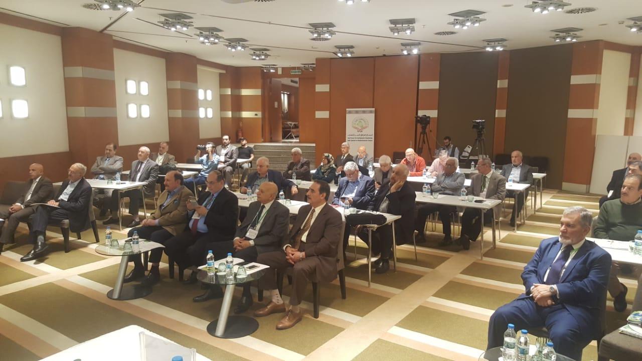 تواصل اعمال ندوة لجنة الإسكان بالمنتدى حول عمارة وتخطيط بغداد /التاريخ والحاضر وصياغة المستقبل/