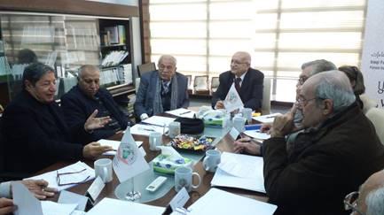 انعقاد الاجتماع التشاوري للمنتدى في عمان